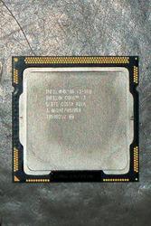 Процессор с кулером